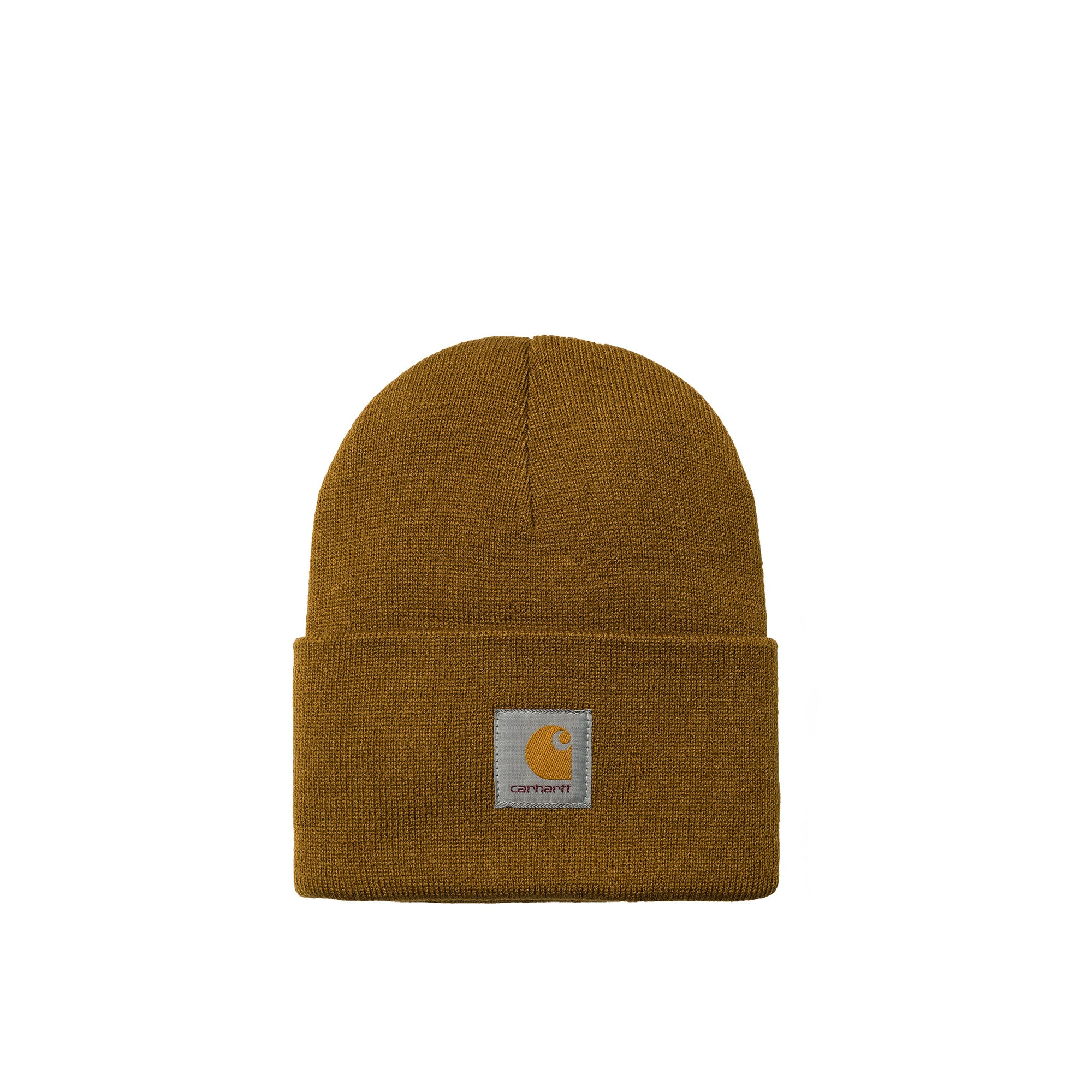 Carhartt WIP Acrylic Watch Hat: Hamilton Brown - The Union Project