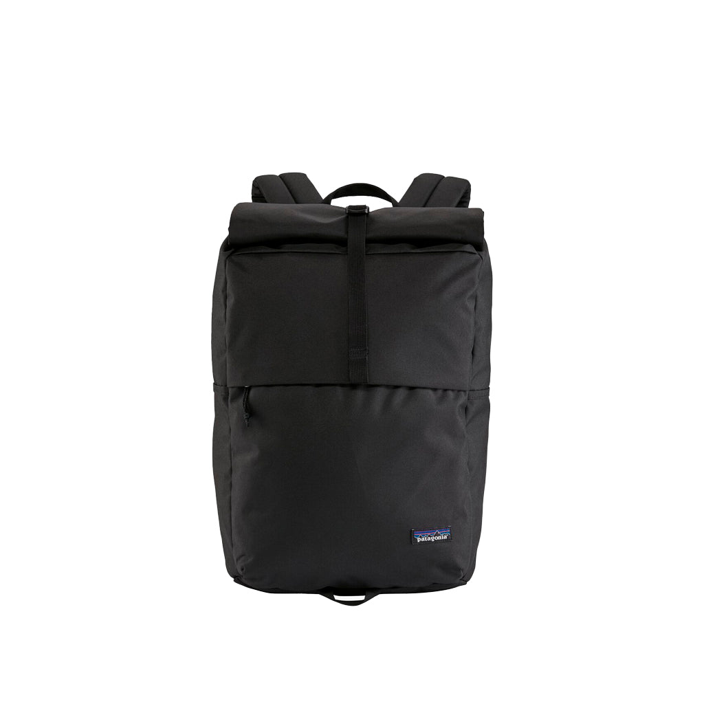 Patagonia Arbor Roll Top Pack: Black - The Union Project