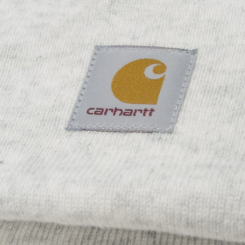 Carhartt WIP Acrylic Watch Hat: Ash Heather