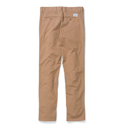 Norse Projects Aros Slim Light Stretch Chino: Utility Khaki