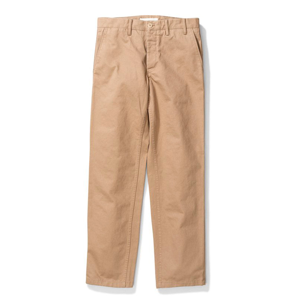 Norse Projects Aros Heavy: Utility Khaki - The Union Project