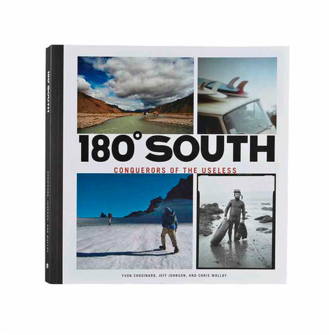 Books + Magazines Patagonia 180 South: Conquerers of the Useless - The Union Project, Cheltenham, free delivery