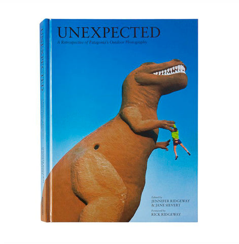 Books + Magazines Unexpected: 30 Years of Patagonia Photography - The Union Project, Cheltenham, free delivery