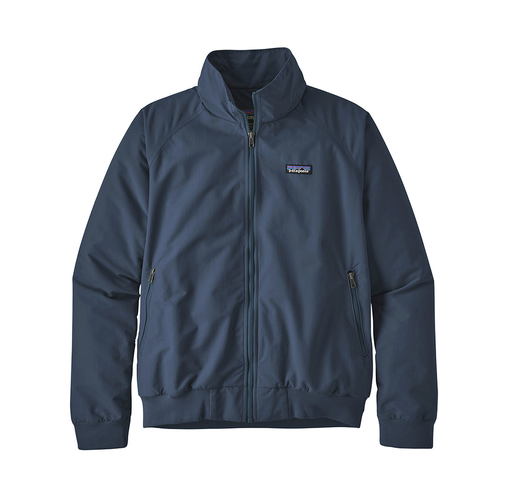 Patagonia Baggies Jacket: Stone Blue - The Union Project
