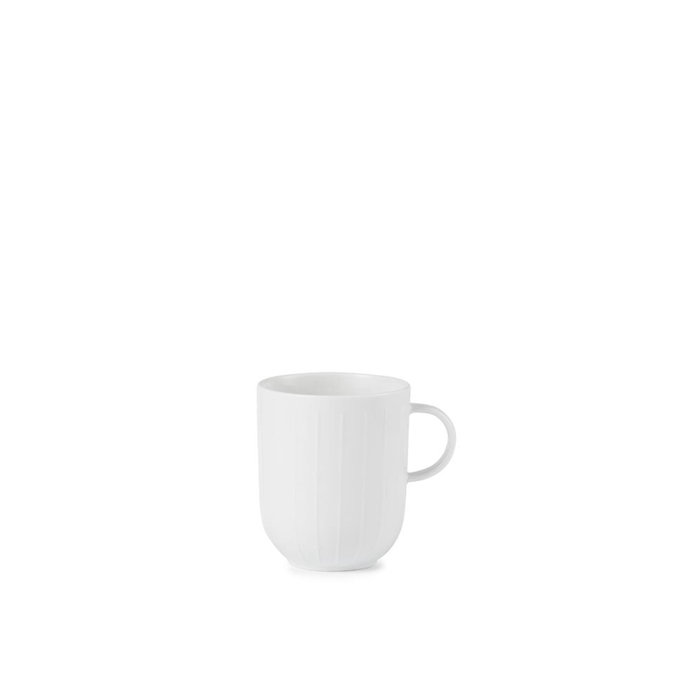 Normann Banquet Mug 34cl: White - The Union Project
