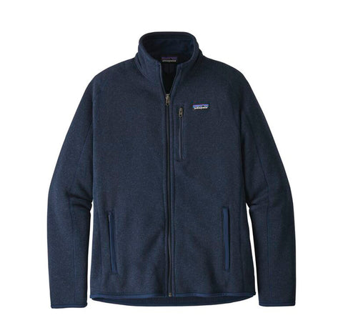 Hoods & Sweats Patagonia Better Sweater Jacket: New Navy - The Union Project, Cheltenham, free delivery