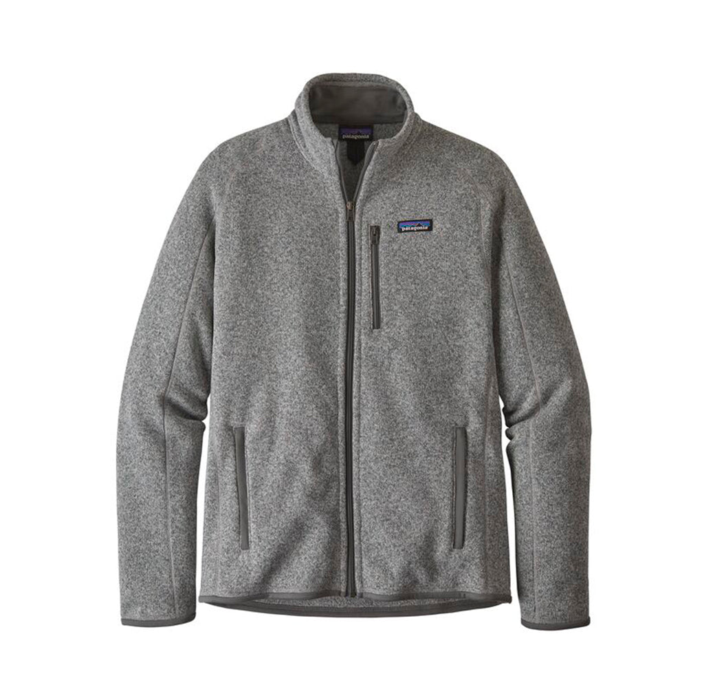 Patagonia Better Sweater Jacket: Stonewash - The Union Project