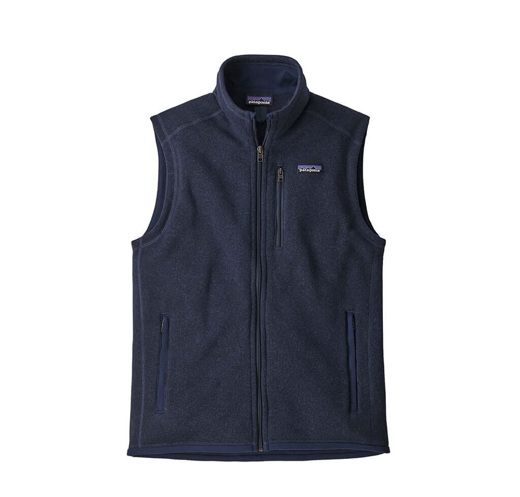 Patagonia Better Sweater Vest: New Navy - The Union Project