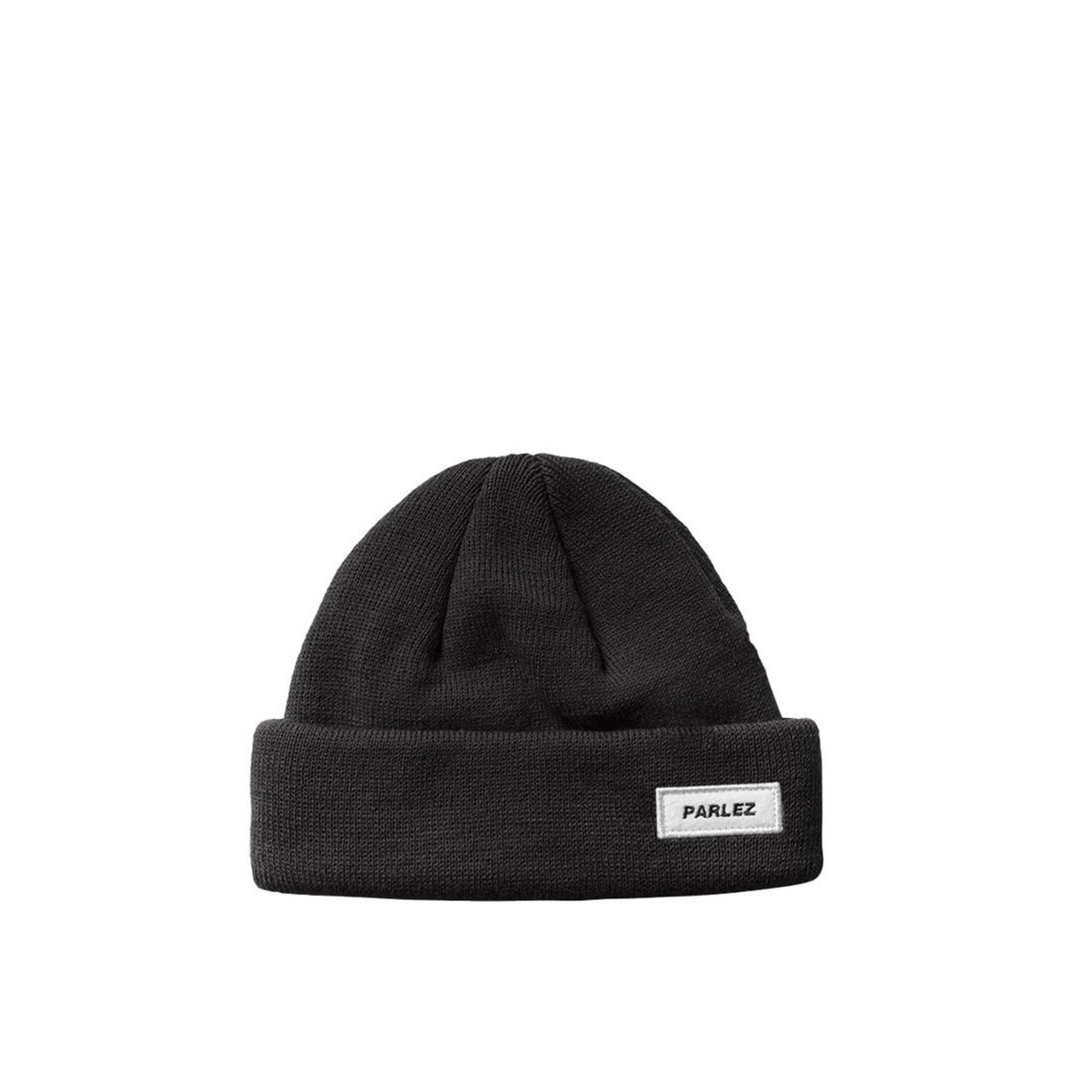 Parlez Charlton Beanie: Black - The Union Project