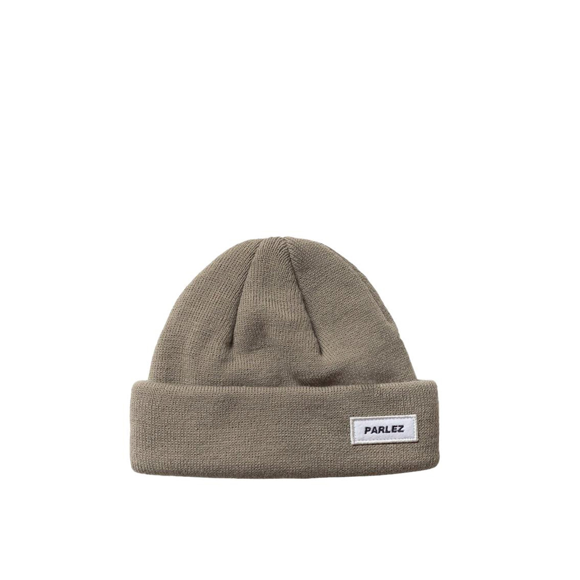 Parlez Charlton Beanie: Khaki - The Union Project