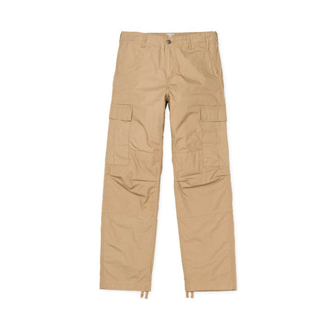 Trousers Carhartt WIP Regular Cargo Pant: Leather Rinsed - The Union Project, Cheltenham, free delivery