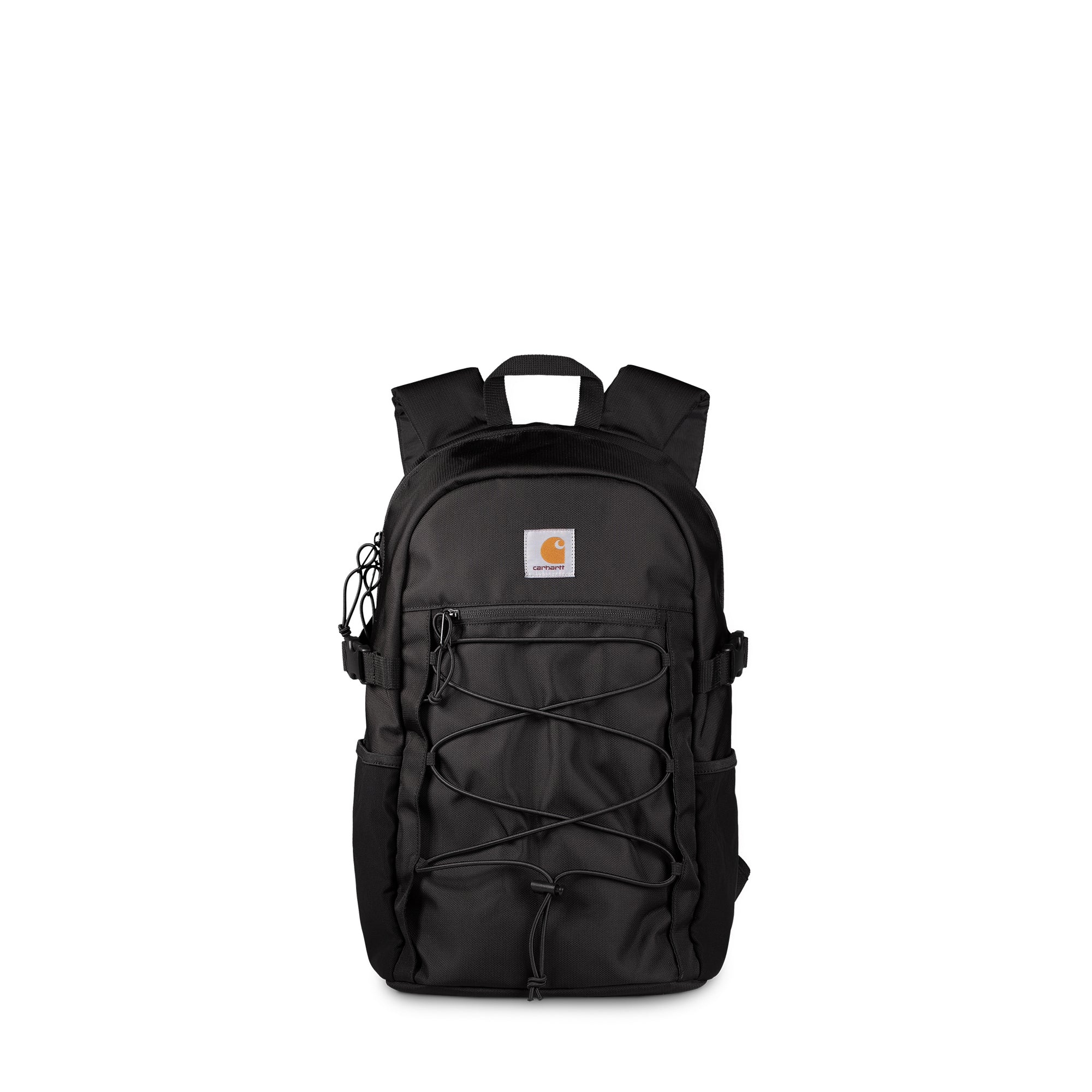 Carhartt WIP Delta Backpack: Black - The Union Project