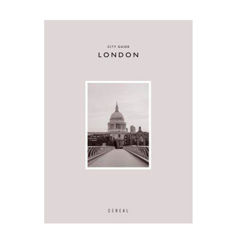 Books + Magazines Cereal City Guides: London - The Union Project