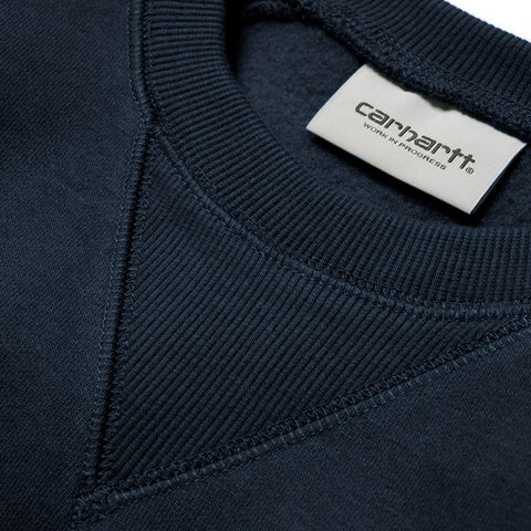 Hoods & Sweats Chase Sweat: Dark Navy - The Union Project