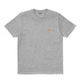 Carhartt WIP Chase T-Shirt: Grey Heather