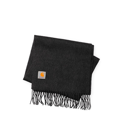 Accessories Carhartt WIP Clan Scarf: Dark Grey Heather - The Union Project, Cheltenham, free delivery