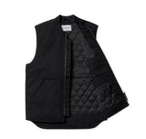 Outerwear Carhartt WIP Classic Vest: Black - The Union Project, Cheltenham, free delivery