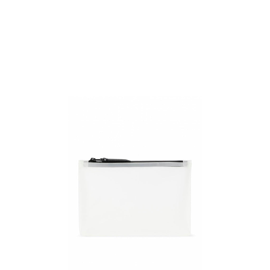 Rains Cosmetic Bag: Foggy White - The Union Project