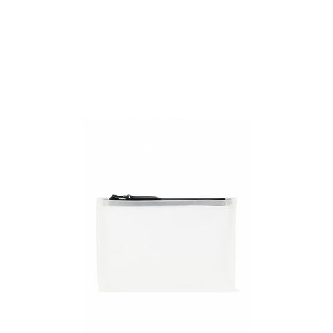 Luggage Rains Cosmetic Bag: Foggy White - The Union Project, Cheltenham, free delivery