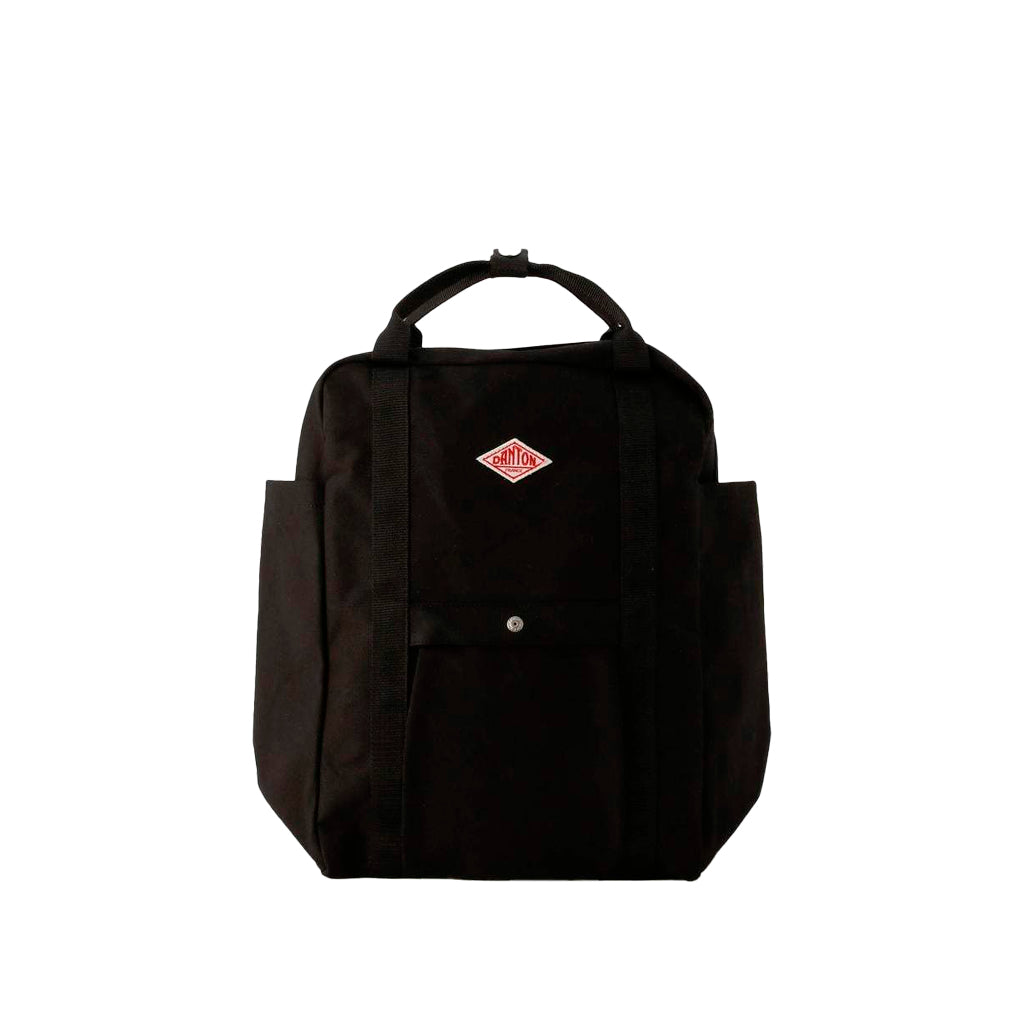 Danton Utility Bag (#JD-7071): Black - The Union Project