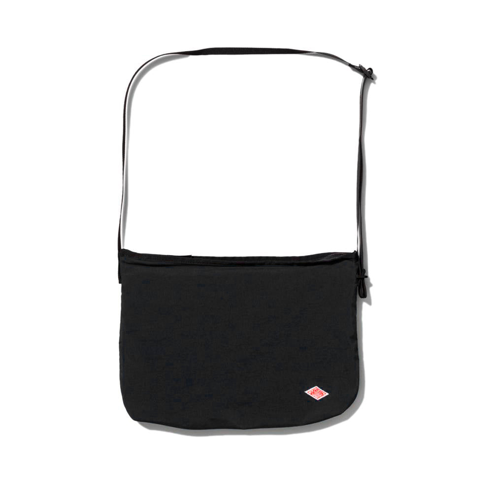 Danton Nylon Shoulder Bag: Black - The Union Project
