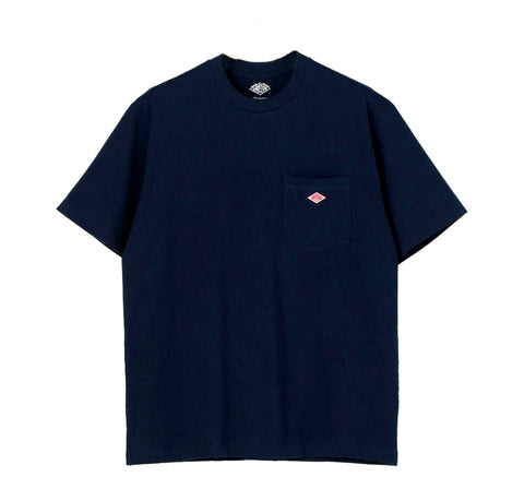 Danton Pocket T-Shirt: Navy