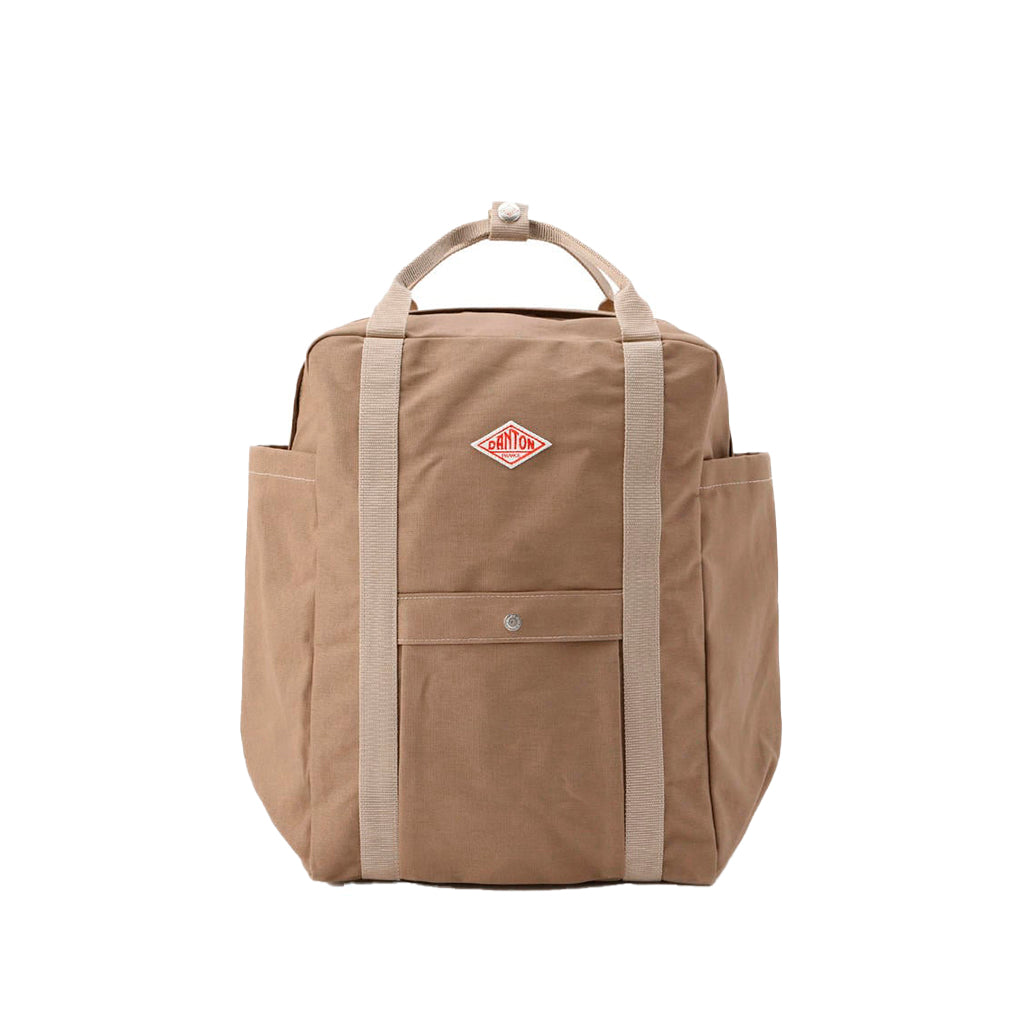 Danton Utility Bag (#JD-7071): Beige - The Union Project