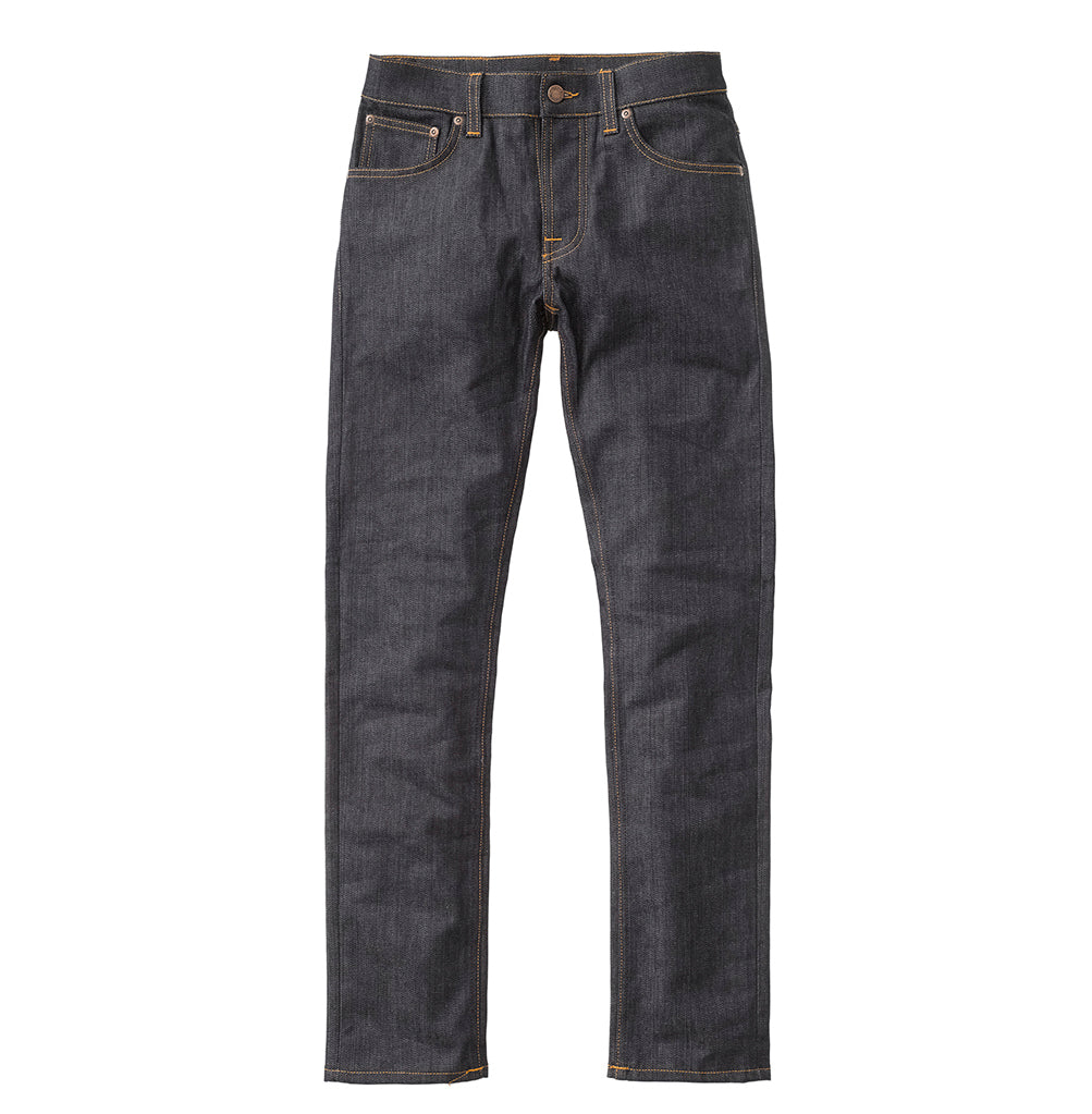 legwear Nudie Jeans Grim Tim: Dry Open Navy - The Union Project, Cheltenham, free delivery