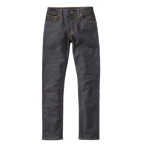 Nudie Jeans Grim Tim: Dry Open Navy