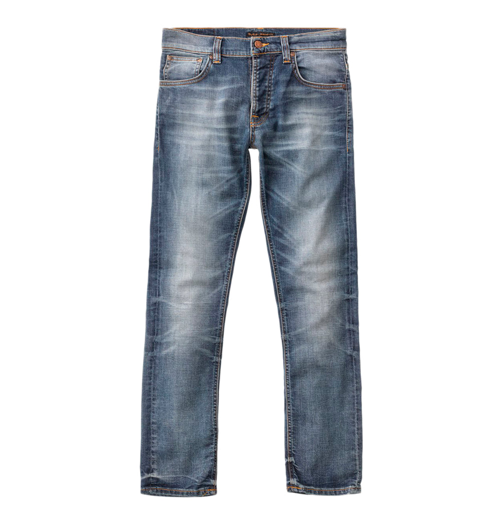 Nudie Jeans Grim Tim: Worn In Broken - The Union Project