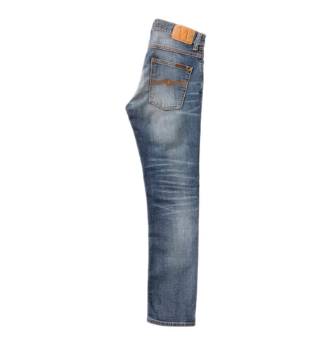 Nudie Jeans Grim Tim: Worn In Broken