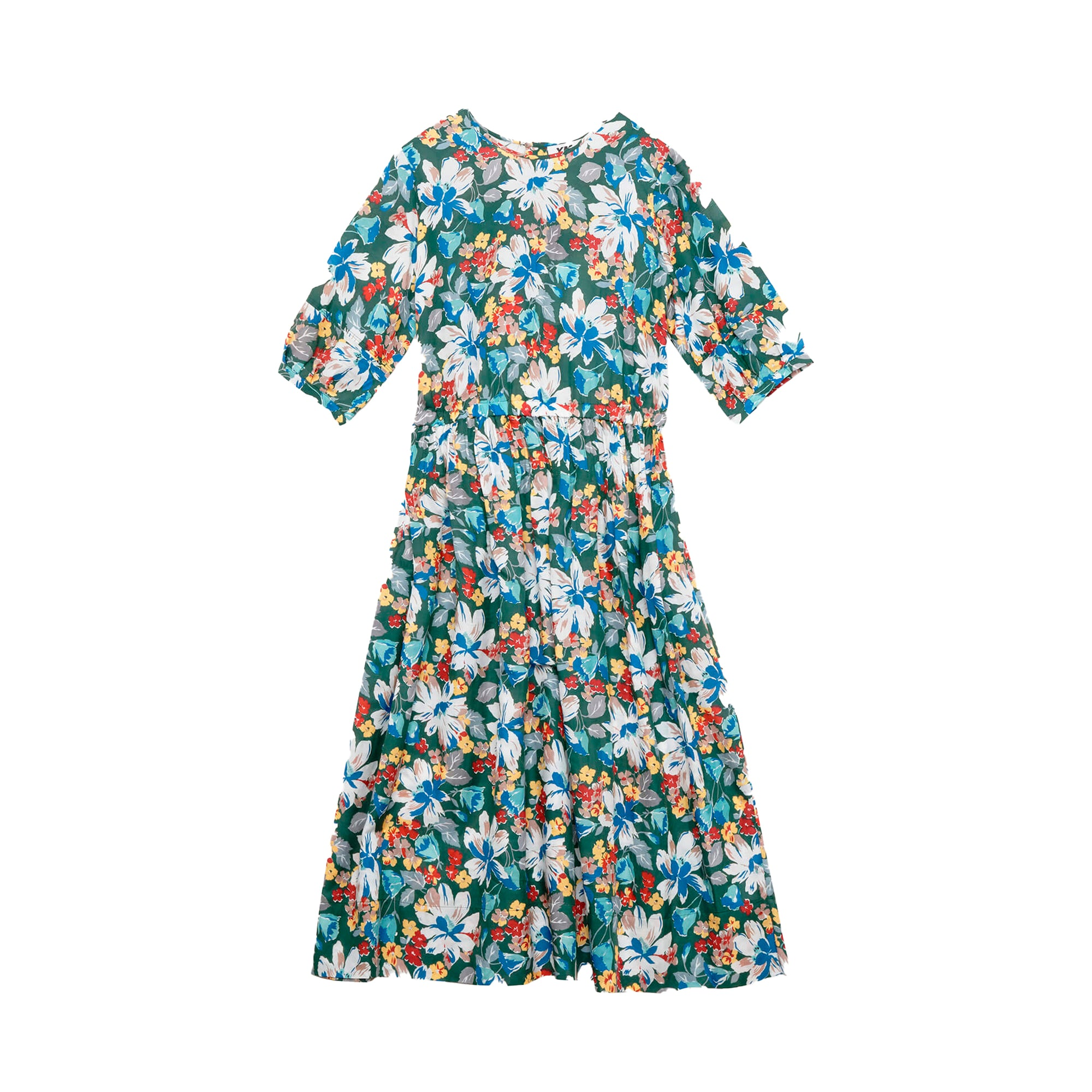 YMC Womens Garden Dress: Multi - The Union Project
