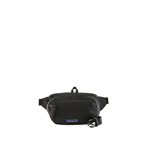 Luggage Patagonia Ultralight Black Hole Mini Hip Pack: Black - The Union Project, Cheltenham, free delivery