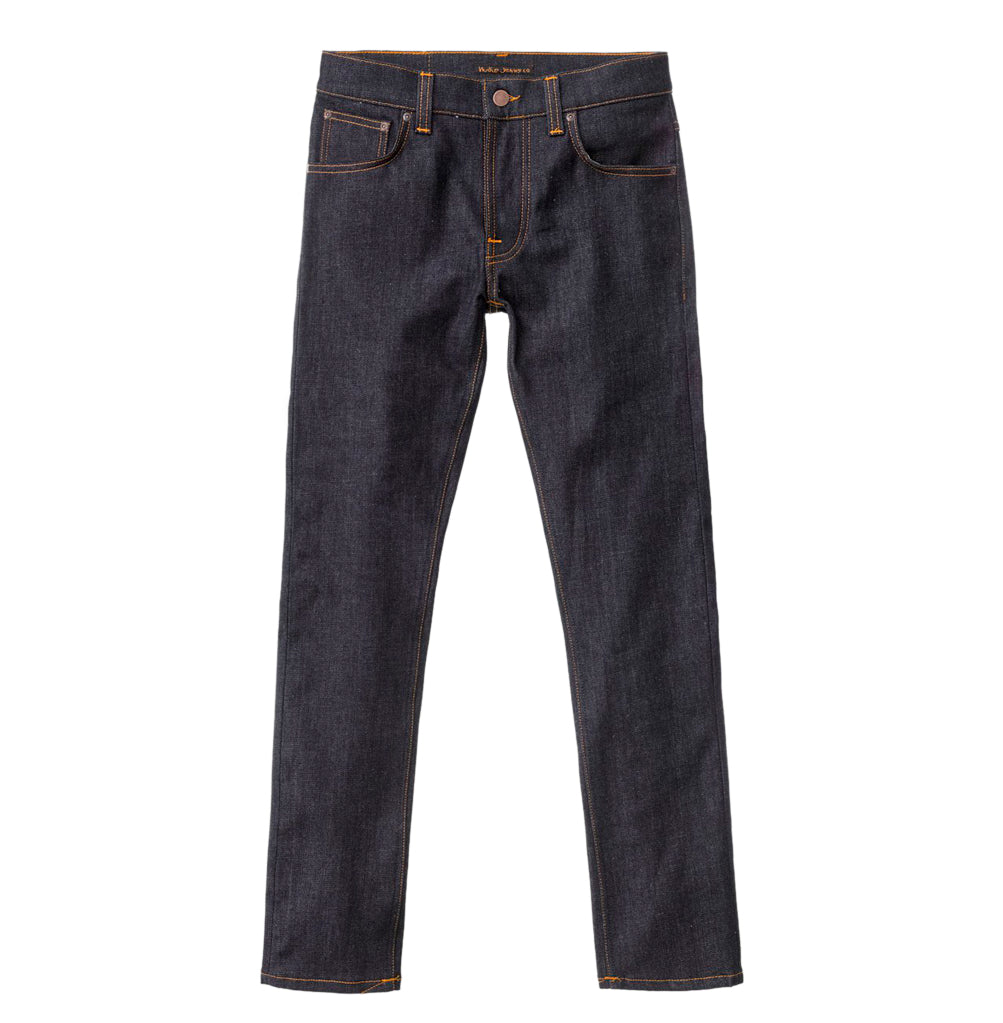 Nudie Jeans Grim Tim: Dry True Navy - The Union Project