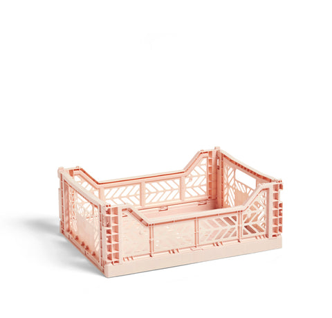 HAY Colour Crate M: Nude