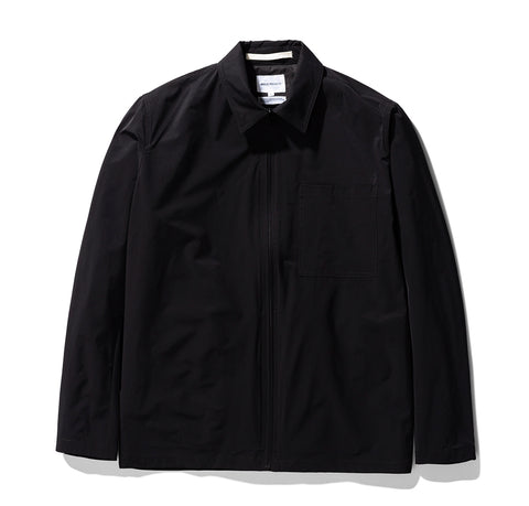 Norse Projects Jens Zip Packable: Black