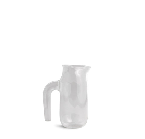 Glassware HAY Jug L: Clear - The Union Project, Cheltenham, free delivery