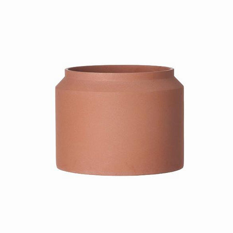 Ferm Living Pot Large: Ochre