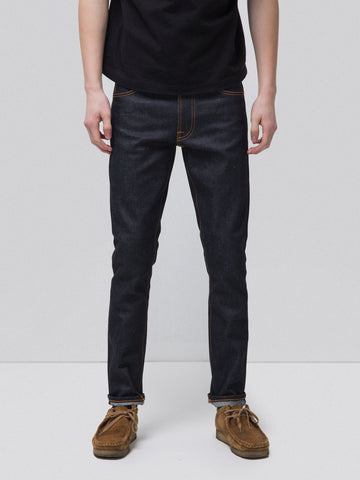 Nudie Jeans Lean Dean: Dry Japan Selvage