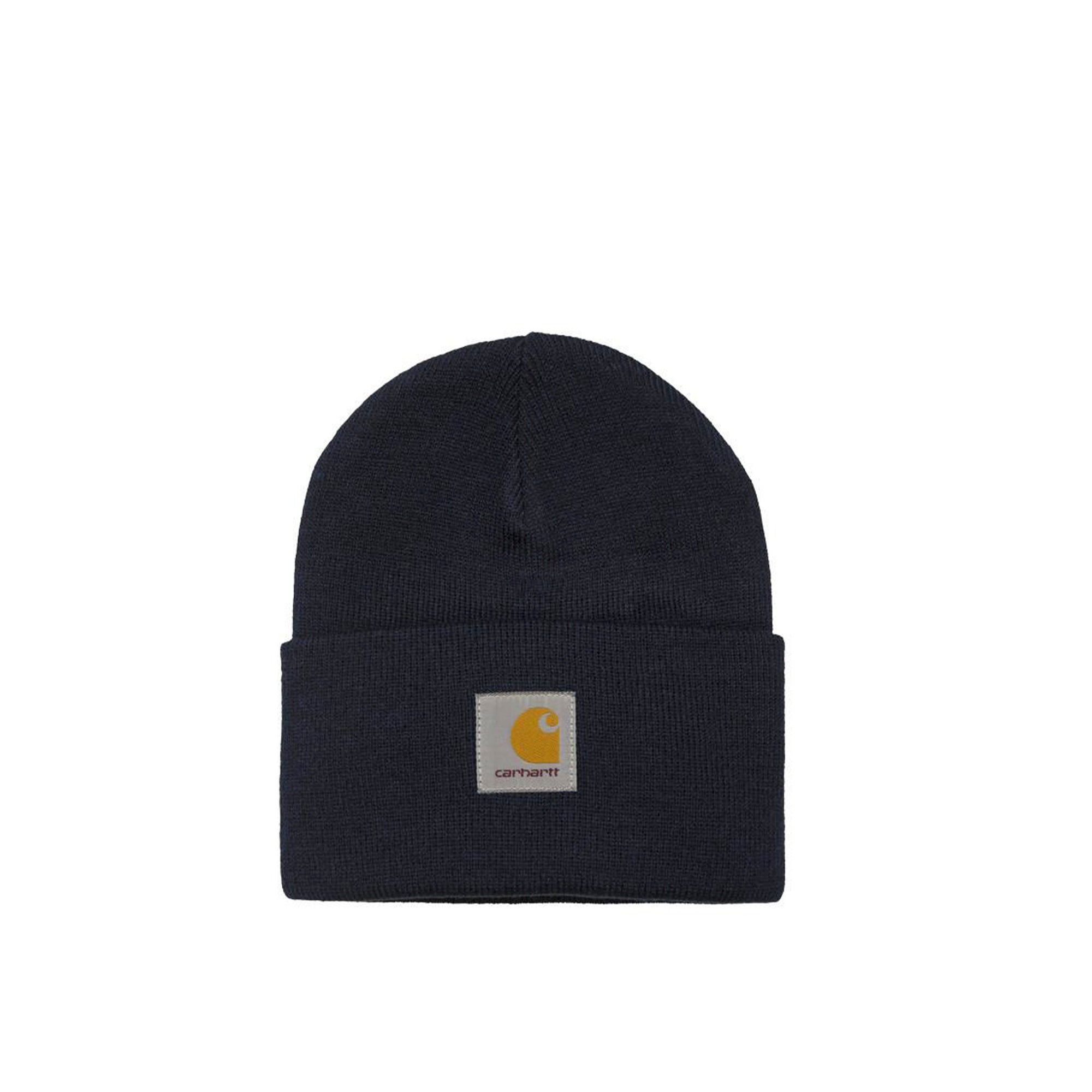 Carhartt WIP Acrylic Watch Hat: Dark Navy - The Union Project