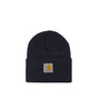 Carhartt WIP Acrylic Watch Hat: Dark Navy