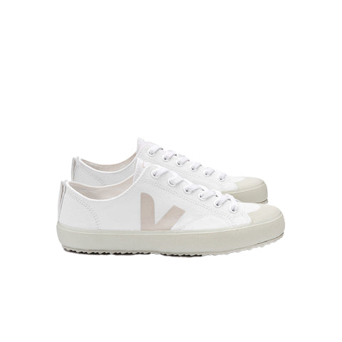 Footwear Veja Nova Canvas: White / Pierre - The Union Project, Cheltenham, free delivery