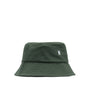 Norse Projects Twill Bucket Hat: Dartmouth Green