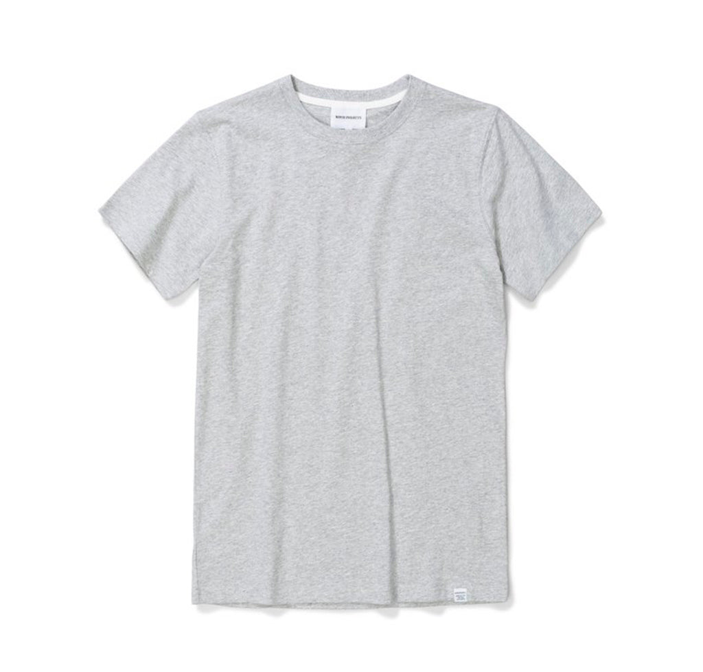 Norse Projects Niels Standard: Light Grey Melange - The Union Project