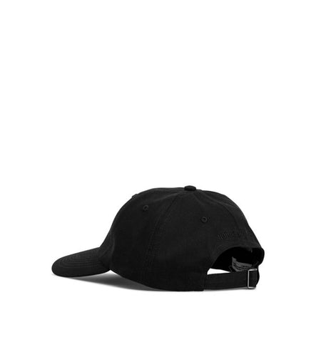 Norse Projects Light Twill Sports Cap: Black