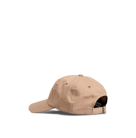 Norse Projects Twill Sports Cap: Khaki