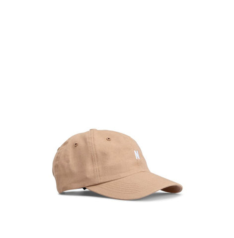 Headwear Norse Projects Twill Sports Cap: Khaki - The Union Project, Cheltenham, free delivery