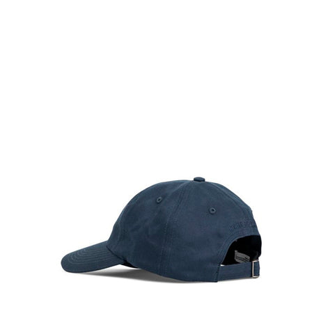 Norse Projects Light Twill Sports Cap: Dark Navy