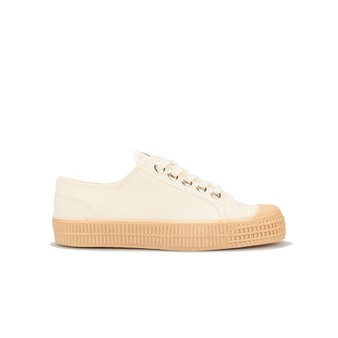 Novesta Womens Star Master: Beige / Gum Sole - The Union Project
