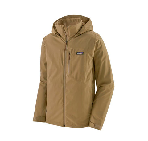 Outerwear Patagonia Quandry Jacket: Classic Tan - The Union Project, Cheltenham, free delivery